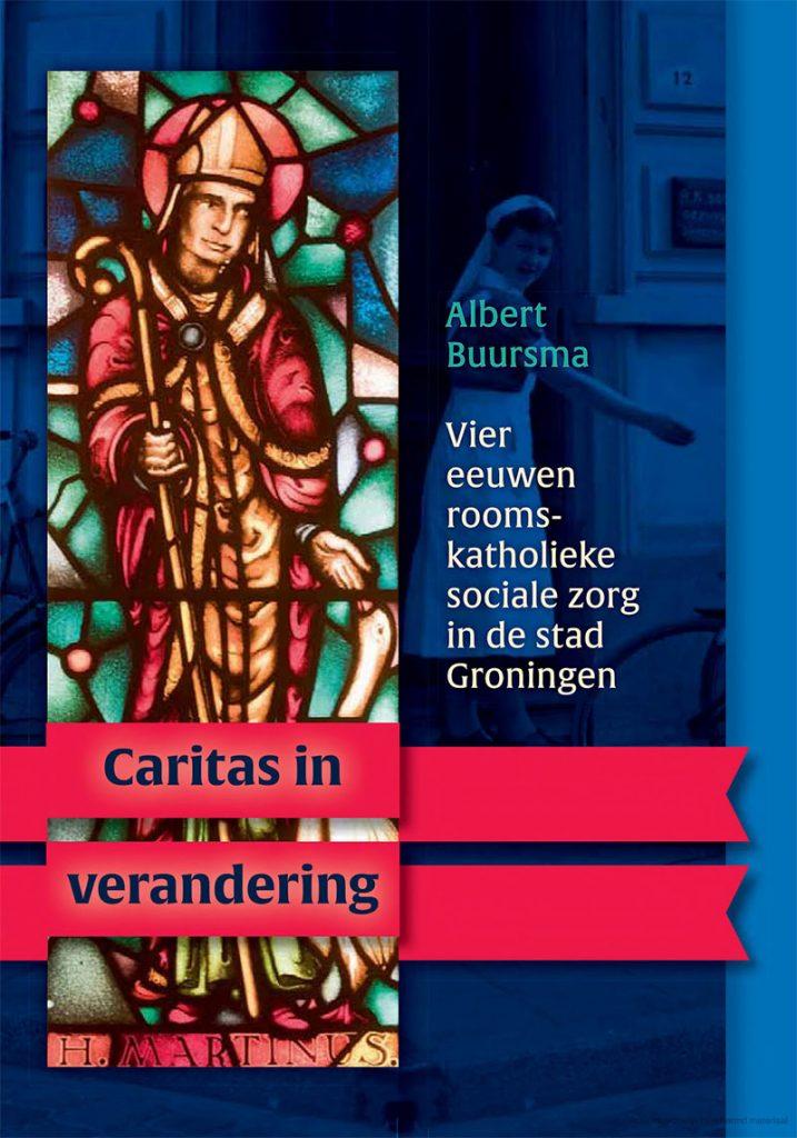 omslag boek caritas in verandering